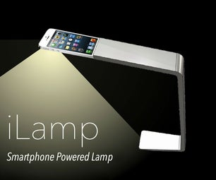 ILamp: How to Turn Your Smartphone Into a Lamp