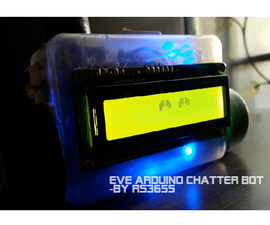 Eve, the Arduino Chatbot
