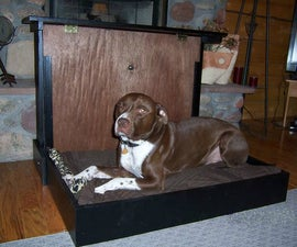 BigDog Murphybed And Fold-Up-Kennel