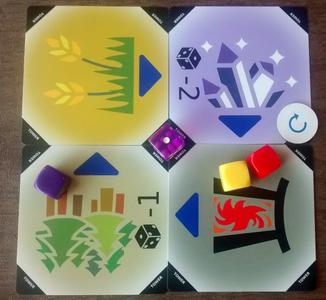 Obelisk Board Game V2