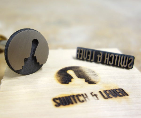 Making Your Own Branding Iron