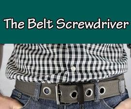 The Belt Screwdriver