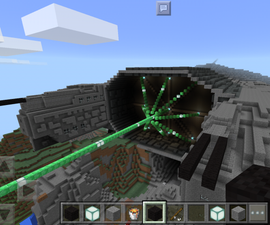 Minecraft Star Destroyer - Superlaser