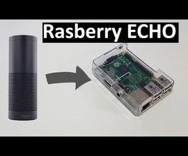 Amazon Echo on Raspberry Pi