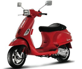 Save gas, save parking charges, and have fun on a scooter