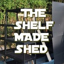 Shelf Made Shed