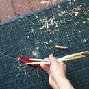 How to Make Free Chopsticks out of Sticks