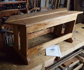 Making a Saw Bench