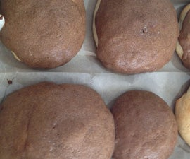 Roti Boy (Mexican Coffee Buns)