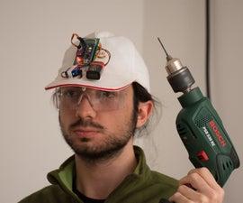 Eye Guardian: Sound Triggered Eye Protection