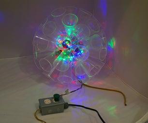 120v Lights to Music