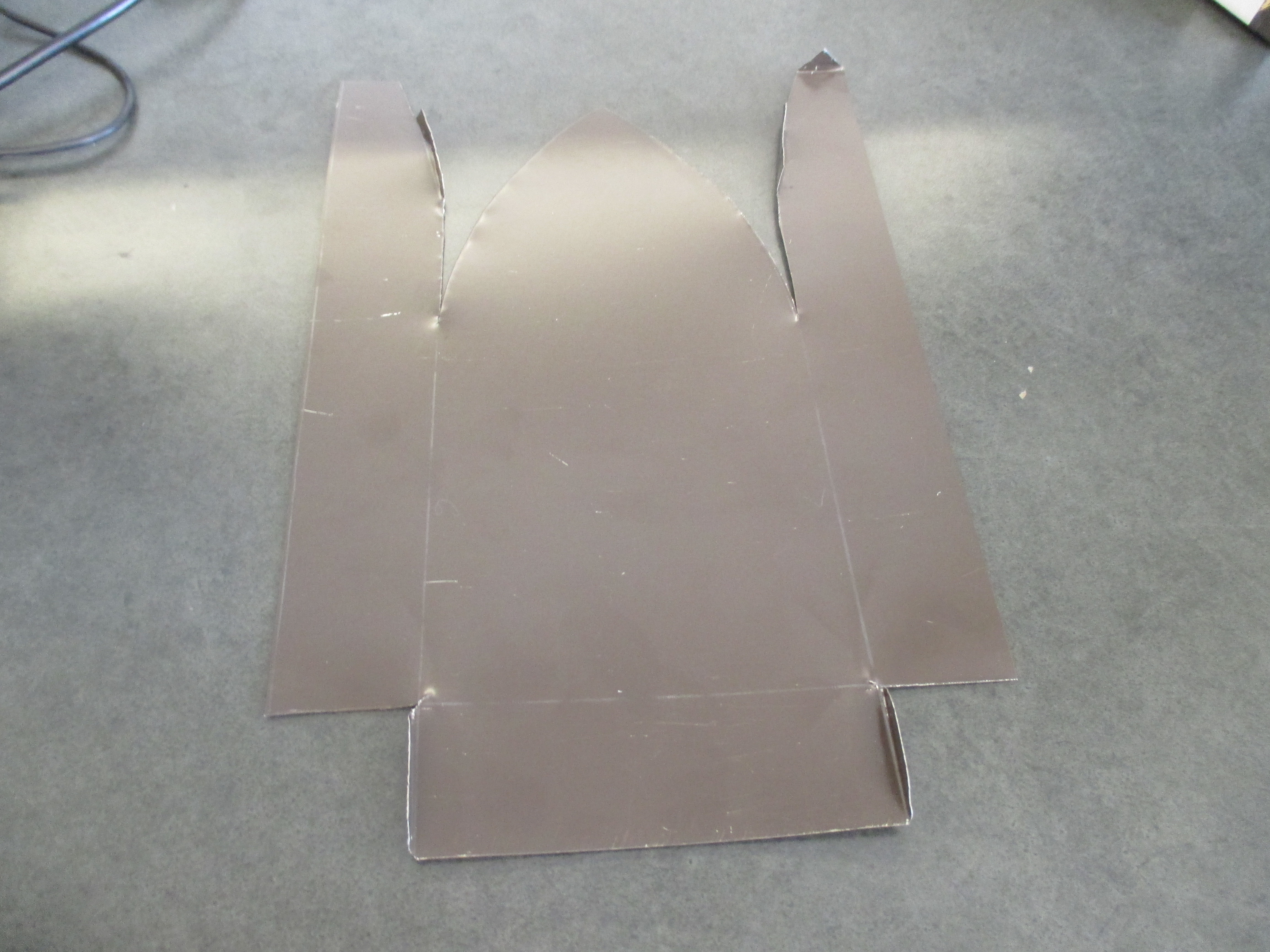 Picture of Bend the Flaps