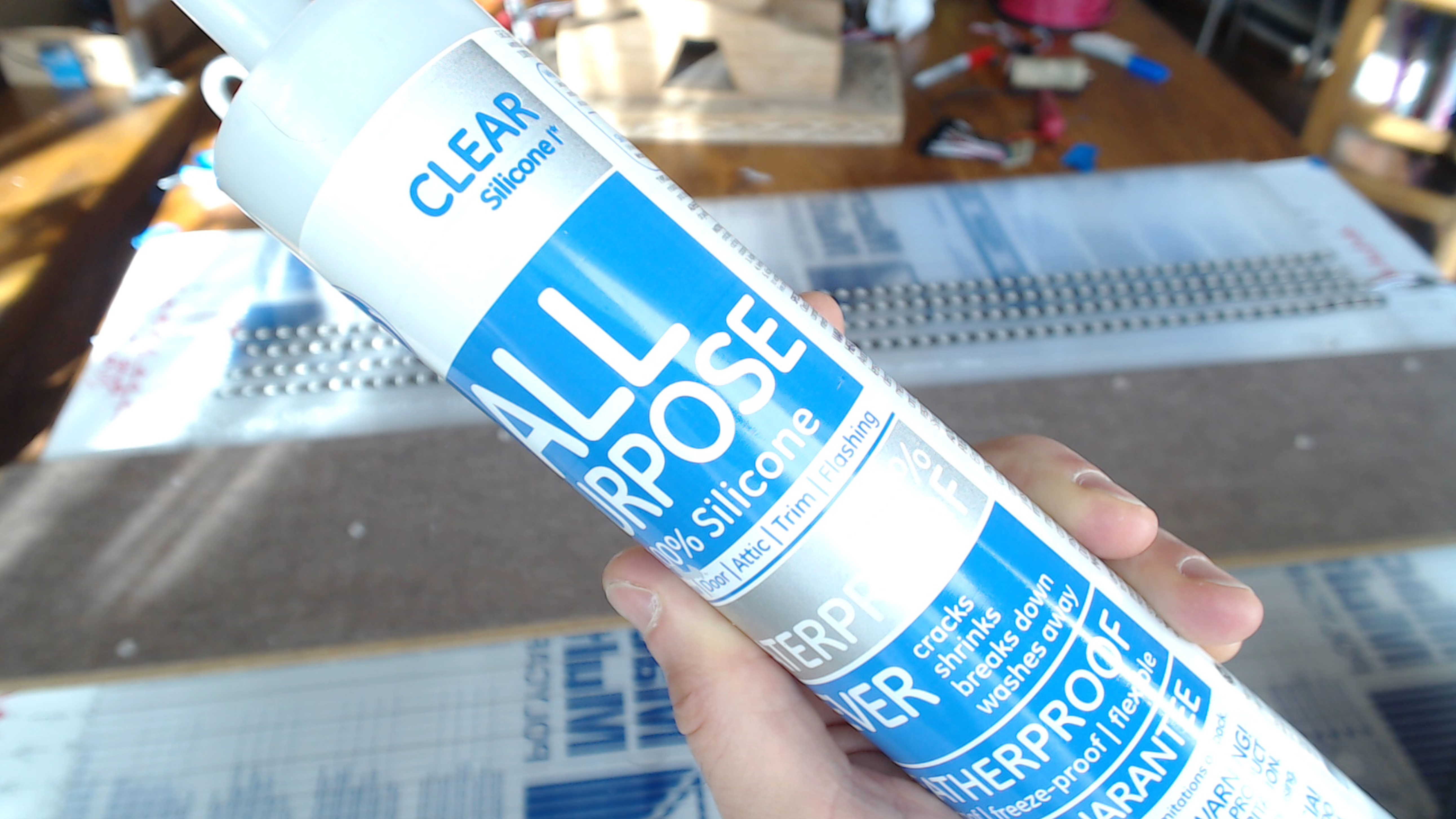 Picture of Get Your Caulk Ready