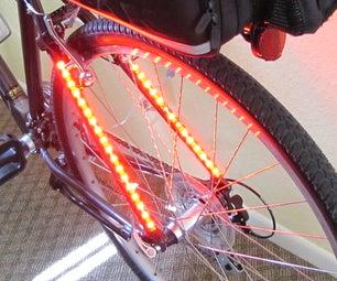 Bicycle Brake Lights