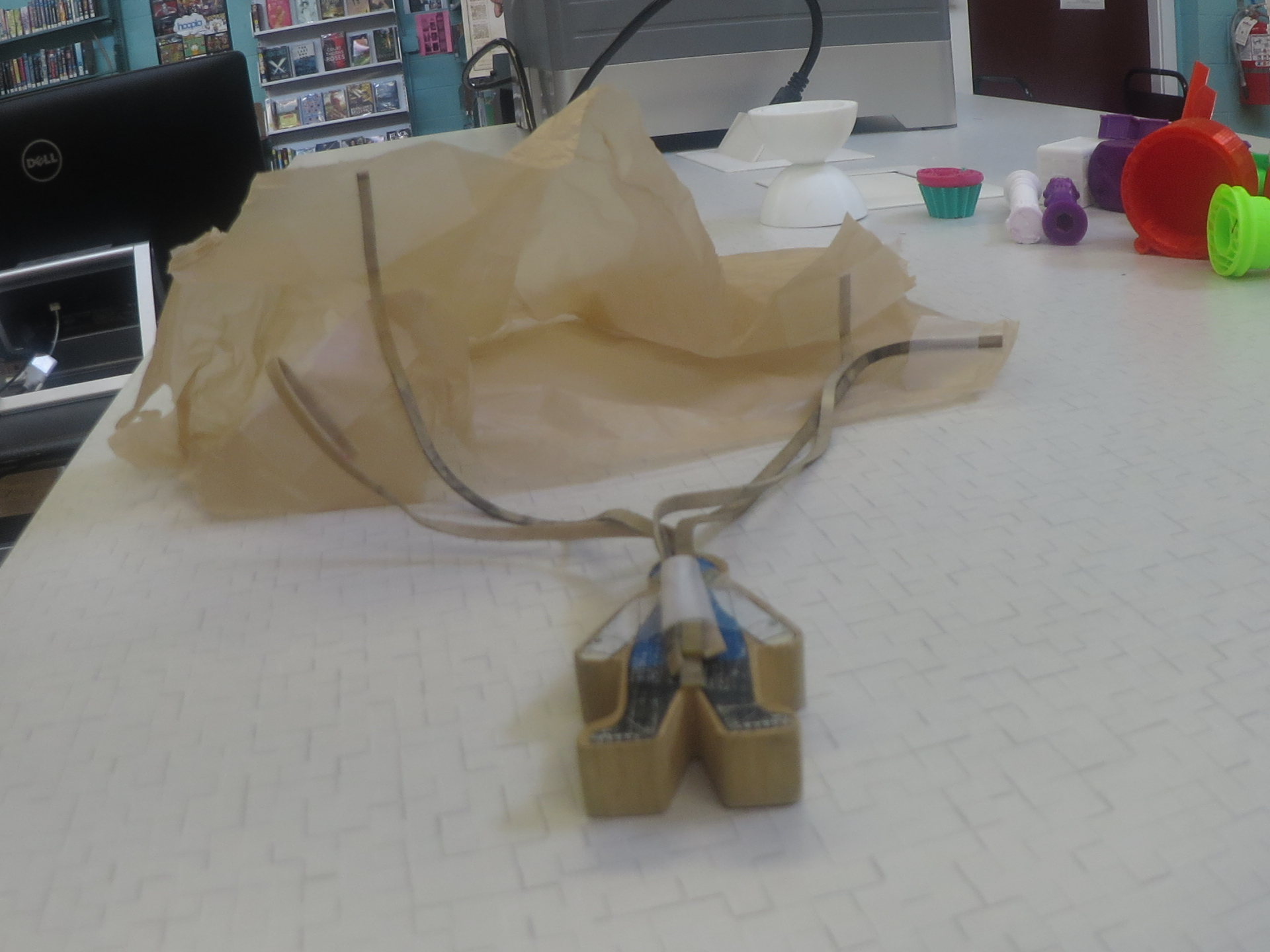 Picture of Make/load Your Parachuter