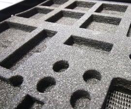 Custom Foam Inserts | Laser Cut Foam