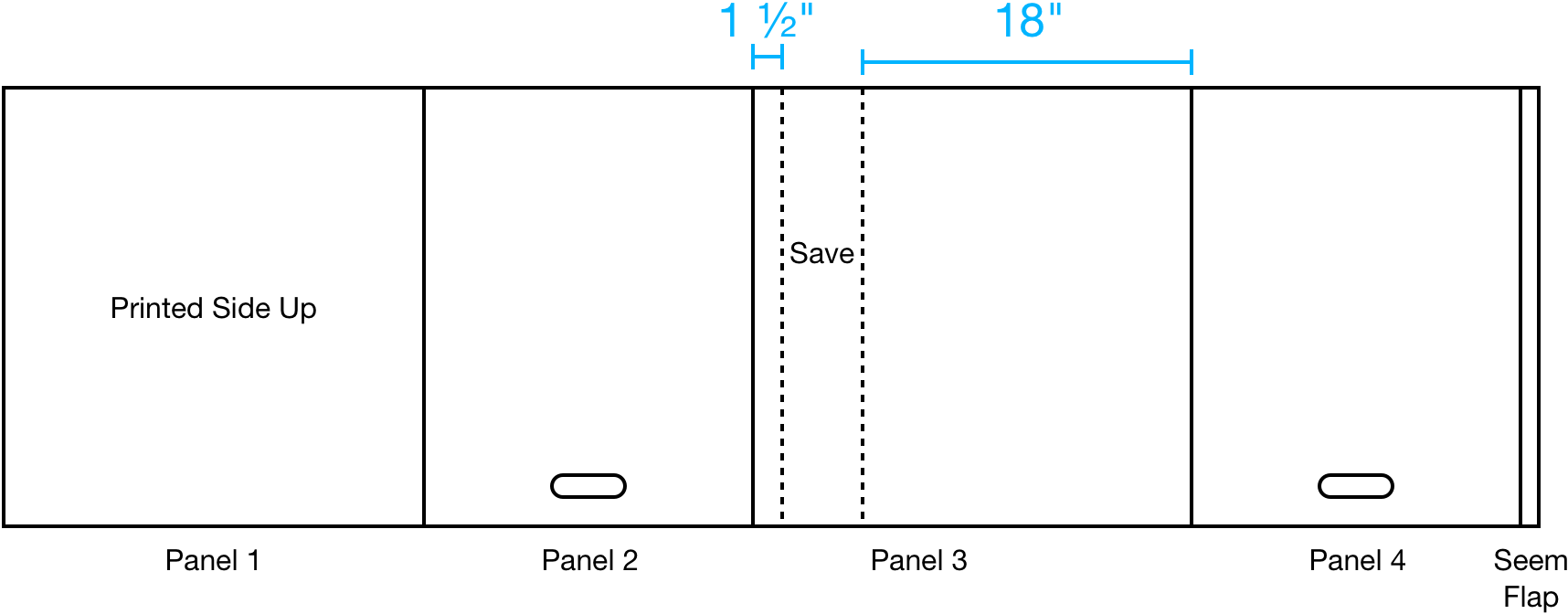 Picture of Resize Box (C) – Measure & Cut Panel 3