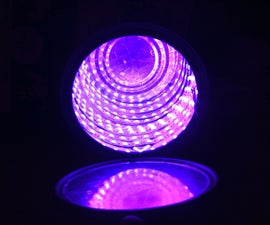 UV LED Oven for curing DLP Resin 3D prints