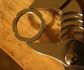 DIY Lockring Pliers