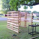 Easy, Quick Make-Do Shelters From FREE Pallets!