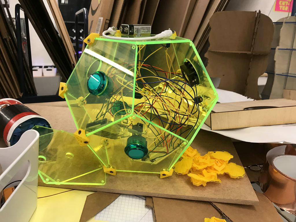 Picture of Load the Dodecahedron