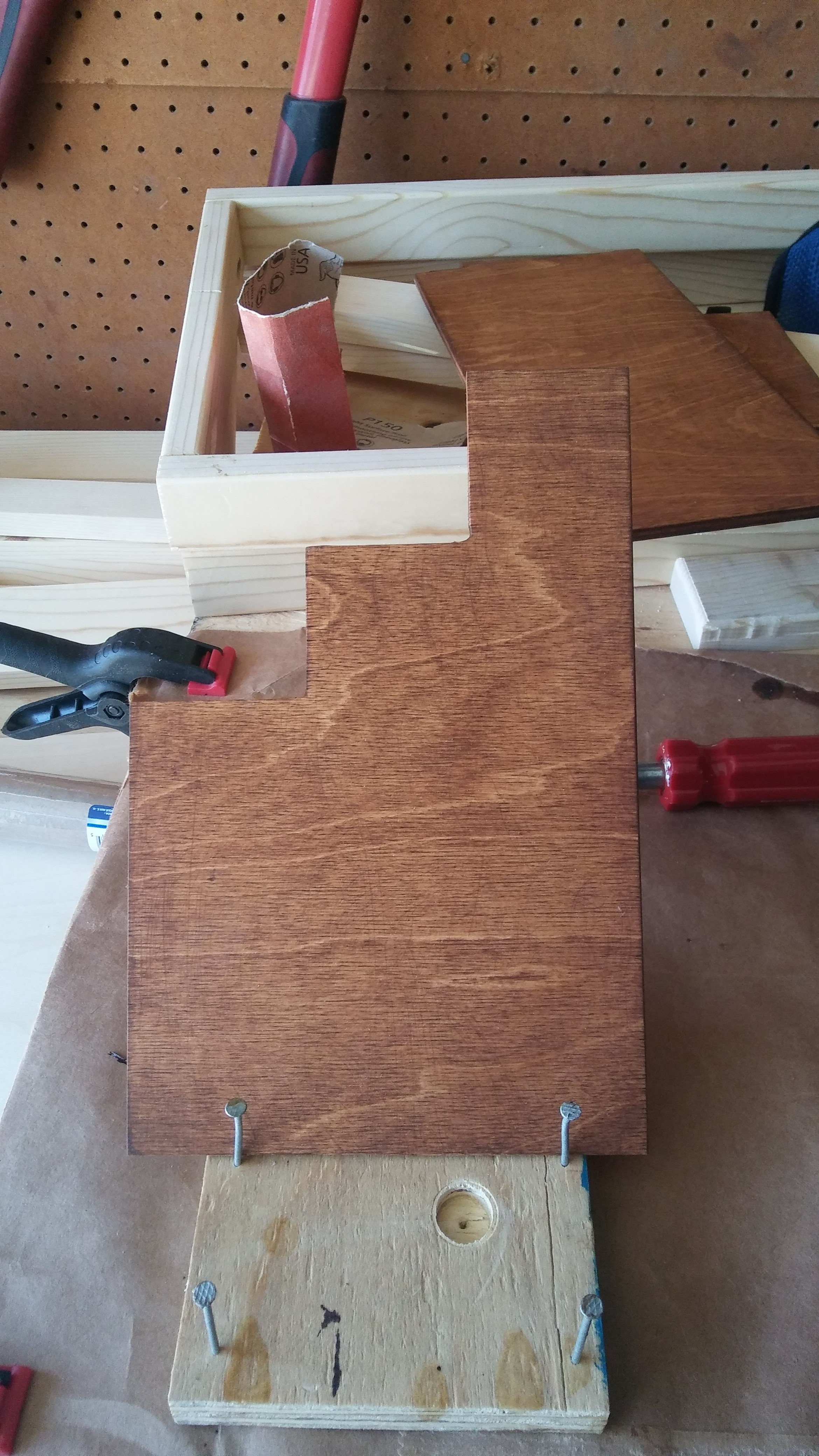 Picture of Step 4: Staining and Finishing