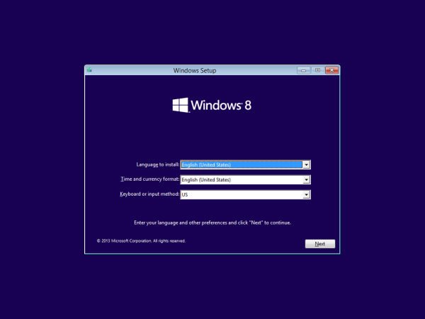 Picture of Part 3: Booting and Installing Windows