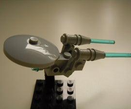 LEGO :: Star Trek mini models