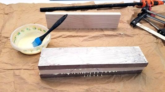 Create Rolling Pin Blank