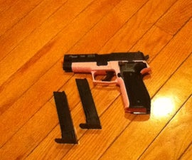 How To Use An Airsoft Pistol