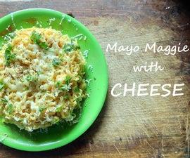Mayo Maggi With Cheese