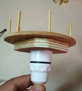 Lantern Base Fitting