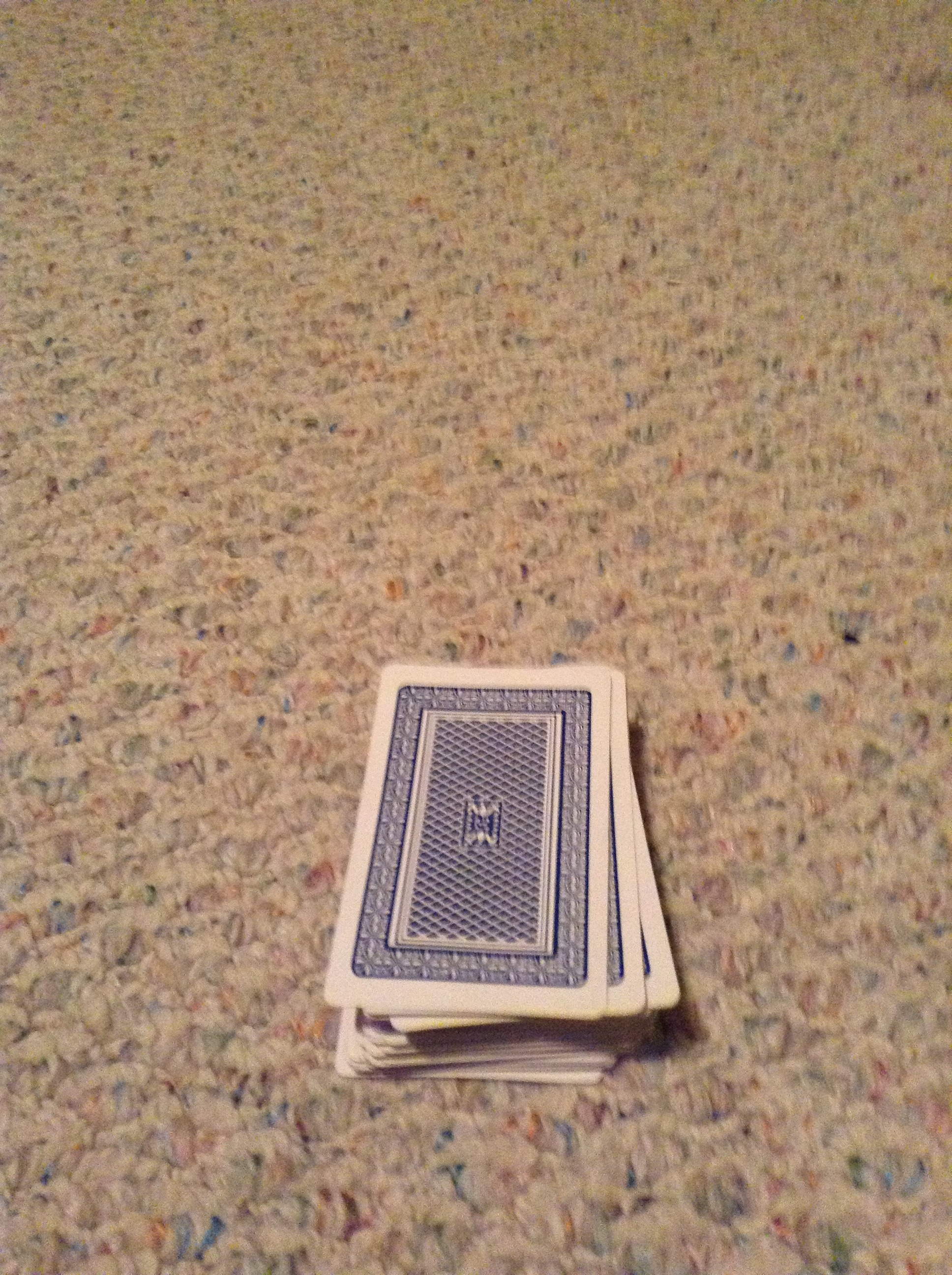 Picture of How to Do an Easy Cool Card Trick