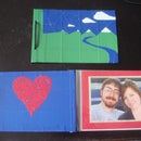 $5 Mini Photo Album for your Valentine.