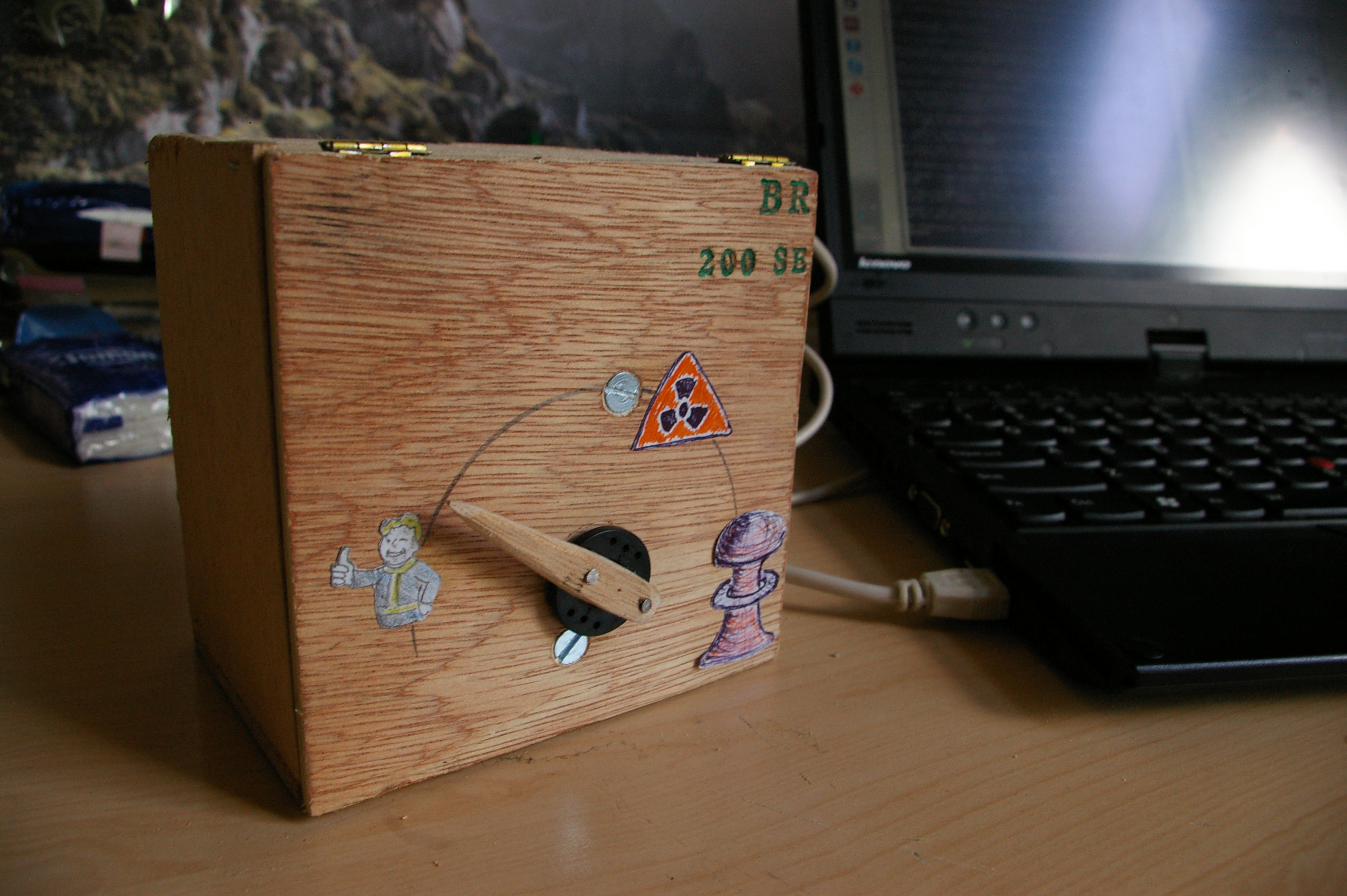Picture of The Tweiger Counter