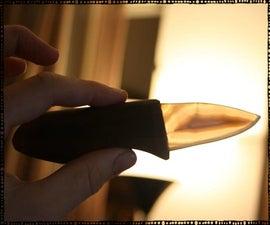 DIY Agate Knife!