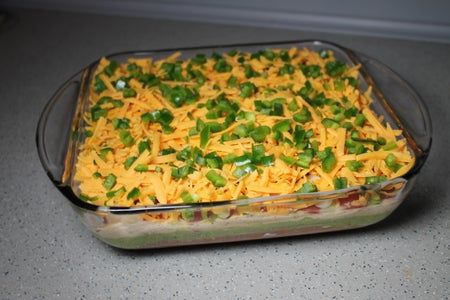 Layered Party Dip