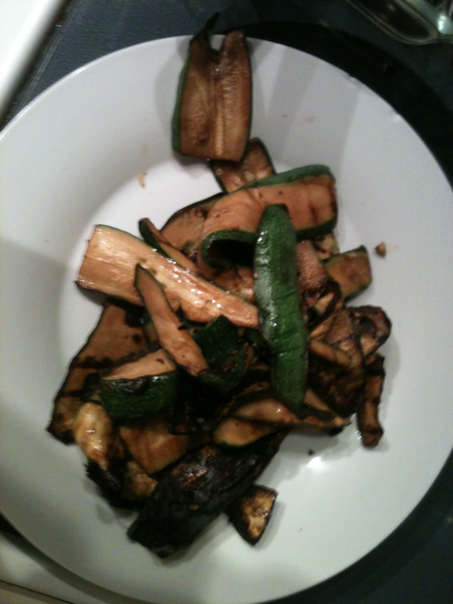 Picture of Simple BBQ Zucchini