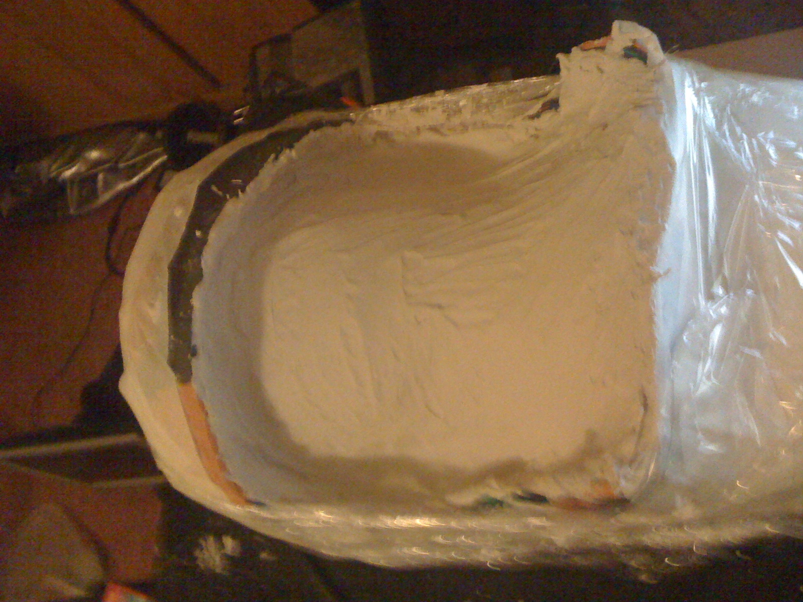 Picture of Plaster Stage 2