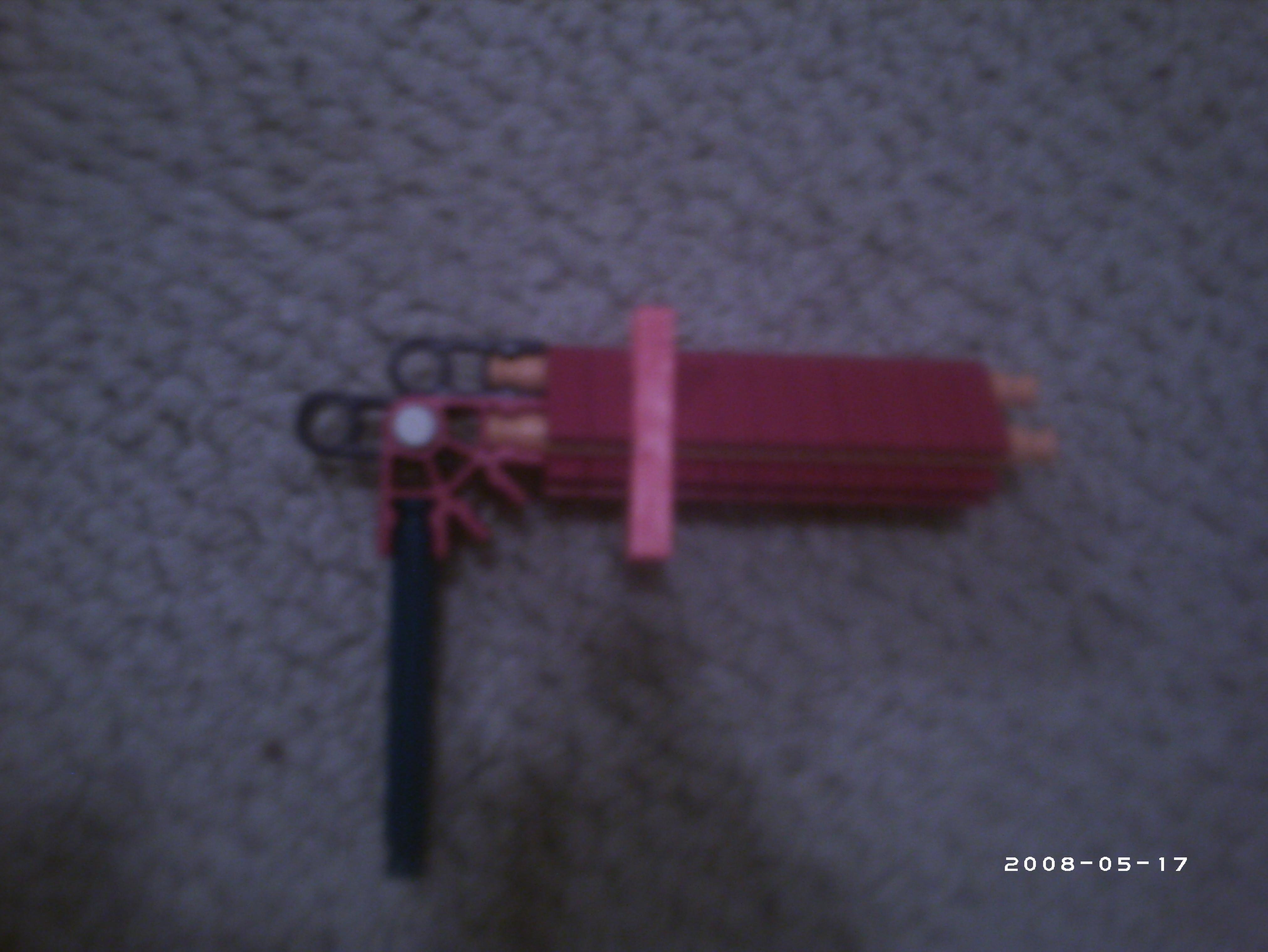 Picture of Small Knex Gun