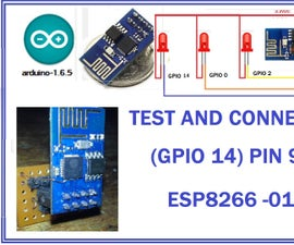 More GPIO for ESP8266 - 01