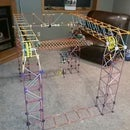 Knex overhead crane