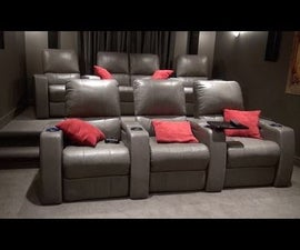 How to a Build a Riser for Home Theater Seating