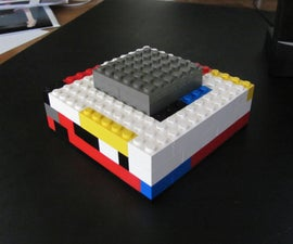 How to Make a Difficult Lego Puzzle