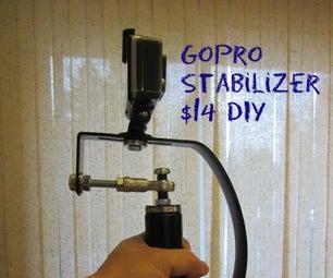 GoPro - Steady Cam Stabilizer - DIY
