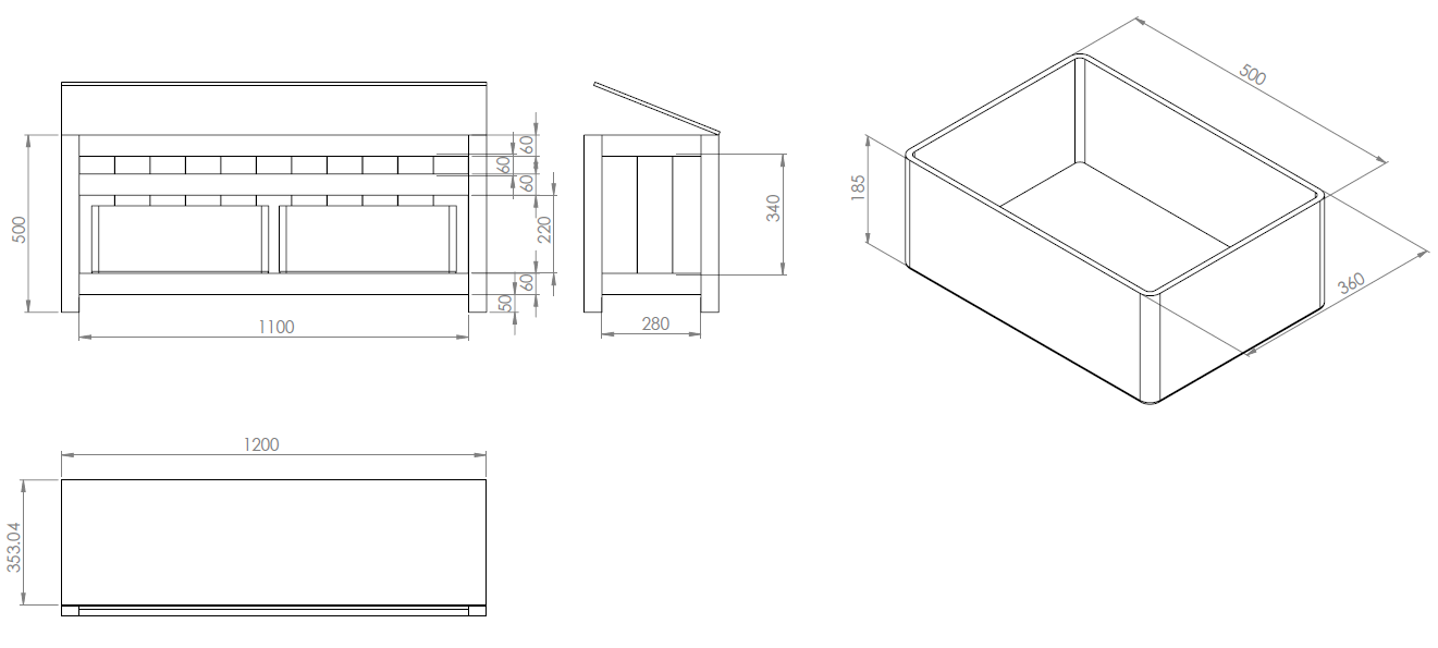 Picture of Plans and Materials