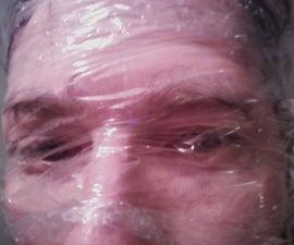 Saran Wrap Eye Protection???