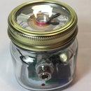 DIY Jelly Jar Guitar Amplifier : The North Georgia Jelly Amp