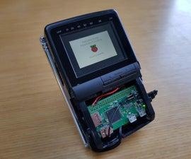 Casio Pi Portable CCTV Monitor