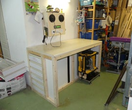 Workbench From Various Sources